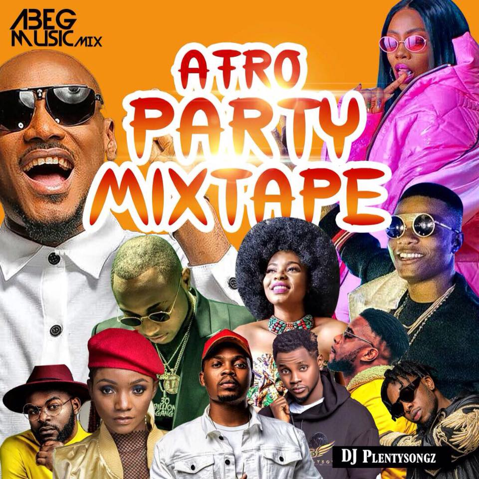 DOWNLOAD: Afro Party Mix ft Soft, Tekno, Wizkid, Davido, Uchaay