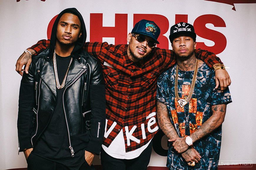 Listen to Tyga s new song Boss Up