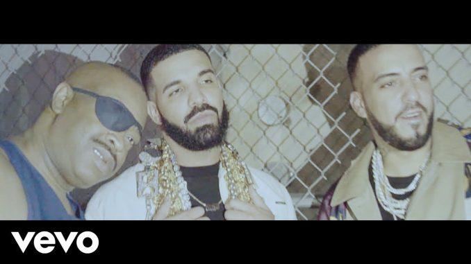 French Montana ft  Drake - No Stylist (Video & Audio