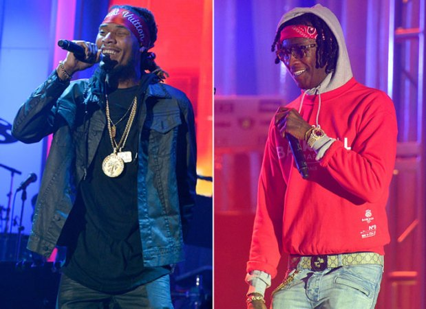 Young Thug, Fetty Wap & Trouble – Unstoppable - Abegmusic