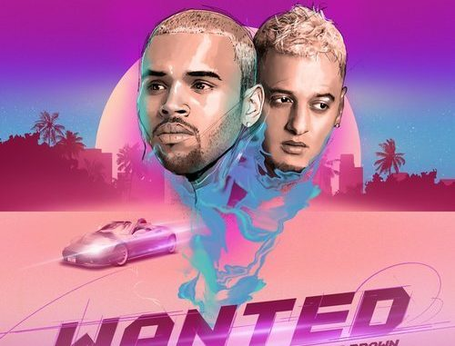 CRZY Ft  Chris Brown – Wanted - Abegmusic