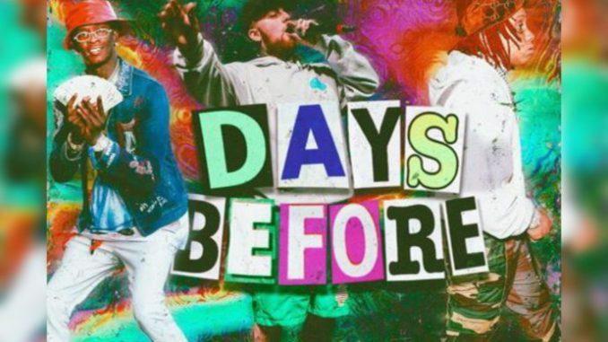 Young Thug Ft  Mac Miller & Trippie Redd – Days Before - Abegmusic